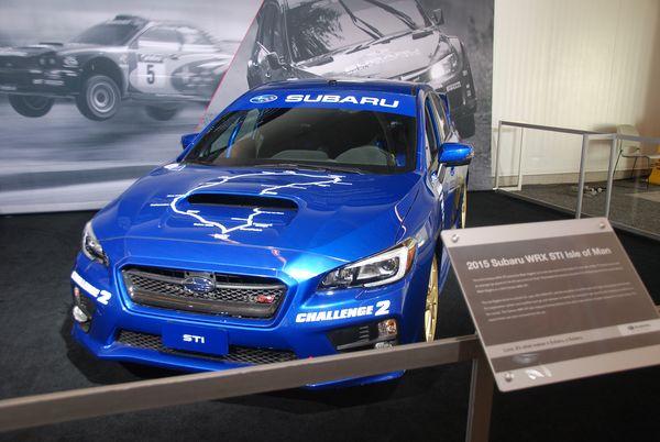 Bucky Lasek Subaru White